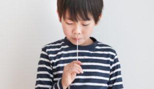 唾液採取方法を使用したPCR検査キットです。更にスワプ法という綿棒を口に含むだけの手法のため、簡単に検査が可能です。