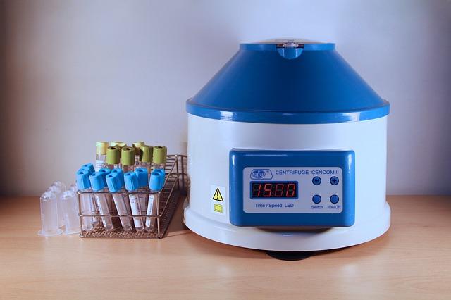 prp regeneration centrifuge